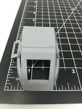 3D Printed Y-WING CANOPY DOOR Vintage Star Wars Kenner Light Grey 1980s