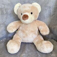 "Build A Bear 16"" Teddy Brown Allergy And Asthma Friendly Plush Stuffed Animal"