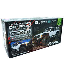 Axial SCX10 II 2000 Jeep Cherokee 1:10 4WD Rock Crawler Kit RC Cars #AX90046