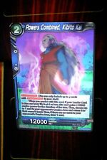 Powers Combined, Kibito Kai BT3-043 FOIL Dragon Ball Super TCG Near Mint