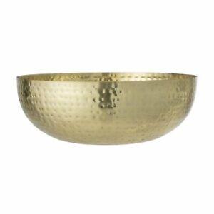 Lavish Gold Hammered Bowl Foot Bath Pedicure