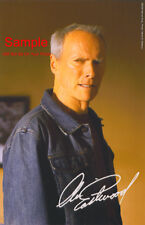CLINT EASTWOOD Signed Autographed Reprint 8x10 Photo #2