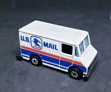 Hot Wheels Vintage 1982 Letter Getter US Mail Truck LOOSE