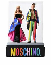 Moschino Barbie and Ken Giftset GOLD LABEL NRFB
