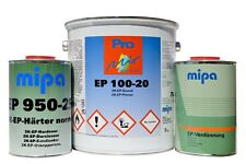 Mipa EP Kit 5+1+1 nach RAL 7032 Kieselgrau