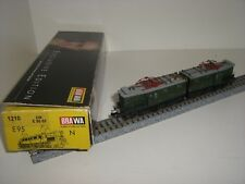 BRAWA N locomotora eléctrica E 95  ref 1210