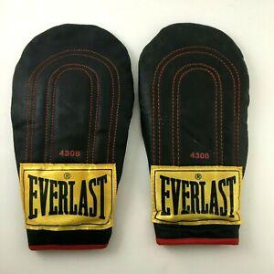 Everlast 4308 Heavy Bag Gloves Black
