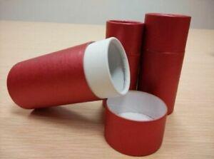 Oil Bottle Packaging Box 50pc Dropper Bottles 10 20 30 50 100ml Cardboard Tubes