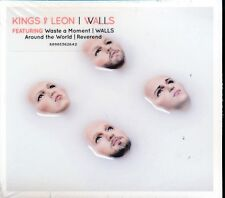 Kings Of Leon WALLS CD NEW Wast A  Moment Ariund the World