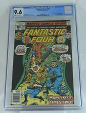 Fantastic Four #187 (1977) CGC 9.6 Marvel Comics Book - OW to WP