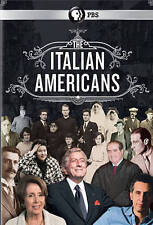 THE ITALIAN AMERICANS (DVD, 2015, 2-Disc Set)