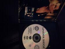 Under Siege Dvd (15) - Steven Seagal - Excellent Condition