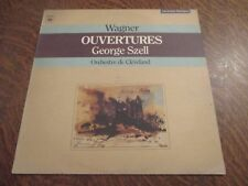 33 tours RICHARD WAGNER ouvertures