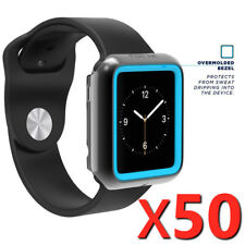 Poetic [Duo Lite] Apple Watch 42mm (2015) Case Space Grey/Cyan  [50 pieces /lot]