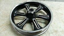 11 Polaris Victory Vision 8 Ball front wheel rim