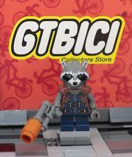 LEGO SUPER HEROES MARVEL MINIFIGURA  `` ROCKET RACCOON ´´ Ref 76102 100x100 LEGO