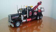 Lego 8285 Camión Grúa Technic. Usado 100% completo, con recetas, no box