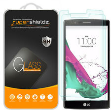 2X Supershieldz Tempered Glass Screen Protector Saver Shield For LG G4
