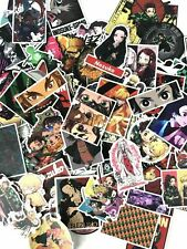 100pc Demon Slayer Jump Comics Anime Phone Laptop Wall Decal Peeker Sticker Pack