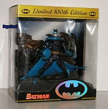 Kenner 1996 Release Limited 100th Edition Statue Of BATMAN New In The Box