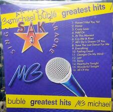 MICHAEL BUBLE KARAOKE CDG DISC SAK SINGER ARTIST SERIES POP CD+G MUSIC CD
