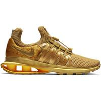 NIB Nike Shox Gravity 'Metallic Gold' women's sneakers – 43% off & free shipping