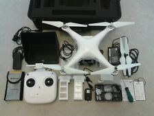 RC Quadcopter DJI Phantom 2 GoPRO Hero 3 Zenmuse Gimbal FPV Monitor Case More