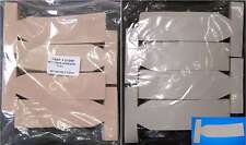 AETNA FELT TT-61 Turf-Toe Straps T-Shape Moleskin Adhesive 100 Plantar Fascia US