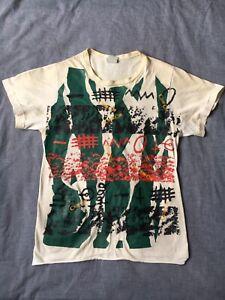 1983 Culture Club vintage band t-shirt punk new wave Boy George