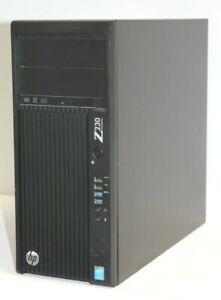HP Z230 Tower Workstation Xeon E3-1225 v3 3.2 GHz 16GB 250GB SSD DVDRW  Win10