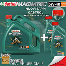 6 LITRI OLIO CASTROL MAGNATEC 5W40 DPF BMW LONGLIFE 04 - VW 502 00 / 505 01