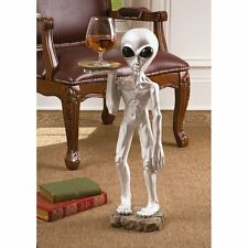 CL5304 - Roswell, the Alien Butler Pedestal Sculptural Table