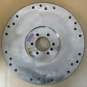 Hays 10-130 Billet Steel Chevy Flywheel, 168T, 30 lb, Internal Balance, SFI, 2Pc