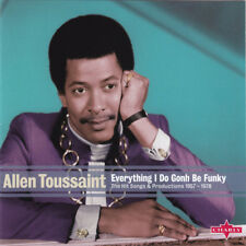 Allen Toussaint-Everything I Do Gonh Be Funky:1957-1978-2 CD SET/HARD BOOK CASE