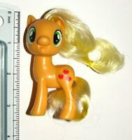 AppleJack : G4 Hasbro MLP My Little Pony Brushable Figure : (D-1)