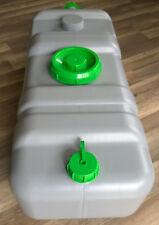 Wassertank 70 Liter mit Winterentleerung,für Wohnwagen, Wohnmobile, Einbautank