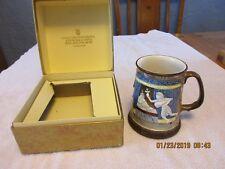 Tankard Yule 1975 Beswick by Royal Doulton Charles Dickens Christmas Carol Mug