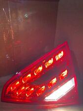 09 10 11 12 AUDI S5 A5 RIGHT REAR TRUNK INNRER TAIL LAMP PART # 8T0 945 094B