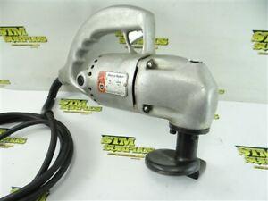BLACK & DECKER NO.12 HEAVY DUTY ELECTRIC SHEAR 115V MADE IN USA
