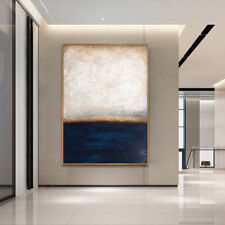 """SS040 Home decor 36"""" Hand-painted Canvas oil painting Abstract art Unframed"""