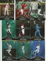 2019 Topps Big League WALL CLIMBERS Complete Insert SET (10 Cards) Trout-Acuna+