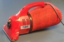 Royal Dirt Devil Hand Vac Vacuum Corded Made in Usa Red Model 103 Sweeper