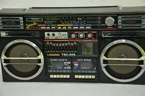 Lasonic  975 Vintage Boombox