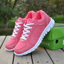 New Women's Fashion Sneakers Sport Breathable Comfort Running Shoes Us Size 5.5