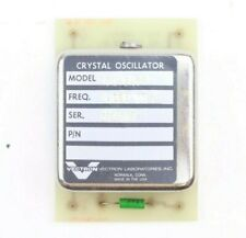 Vintage VECTRON Precision Crystal Oscillator Unit 3.088 MHZ P/N271-5477