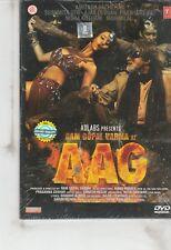 Aag - Amitabh Bachchan,Sushmita SEn,Ajay Devgan,Mohanlal  [Dvd]