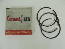 NOS Grant Triumph Cub T20 Tiger .010 Motorcycle Piston Rings W1430
