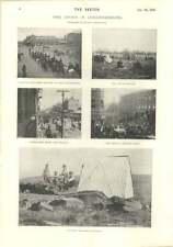 1896 Crisis In Johannesburg Late Sir Frederic Leighton Photo Portrait