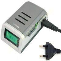 FAST Battery Charger NiMH or Alkaline AA AAA - EU PLUG