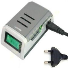 FAST Battery Charger NiMH or Alkaline AA AAA - EU PLUG